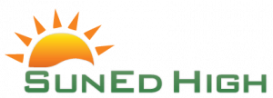 Suned High Logo